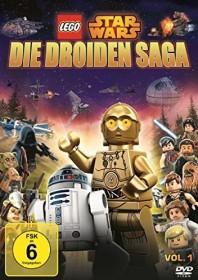 LEGO Star Wars - Die Droiden Saga Volume 1 (DVD)