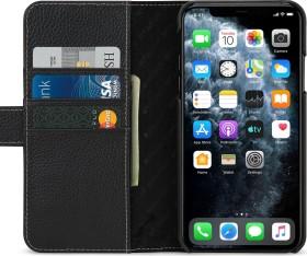 Stilgut Talis Wallet Case für Apple iPhone 11 Pro Max schwarz (B07XRPC1G3)