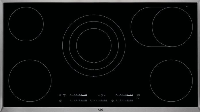 AEG Electrolux HK955070X-B ceramic hob self-sufficient -- (c) My-Solution.de