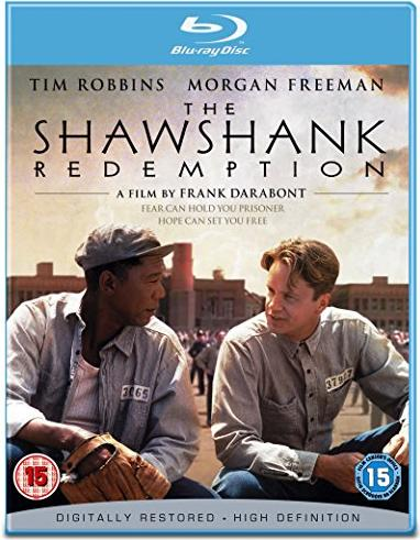 The Shawshank Redemption (Blu-ray) (UK) -- via Amazon Partnerprogramm