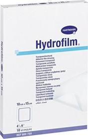 Hartmann Hydrofilm transparent film dressing 25x10cm adhesive plaster, 25 pieces
