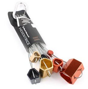 Black Diamond Klemmkeil für weite Risse Größe 10 Wired Hexentrics