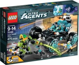 LEGO Ultra Agents - Geheimagenten im Geheimeinsatz (70169)