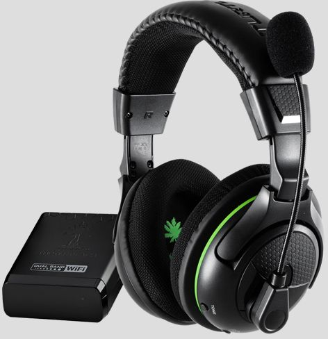 Turtle Beach Ear Force X32 wireless Gaming headset (Xbox 360) (XBO32415)