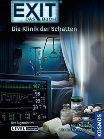 EXIT - Das Buch - Die Klinik der Schatten (17022)