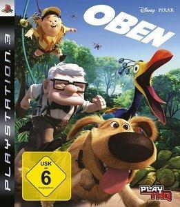 Disney Pixar's Oben (deutsch) (PS3)