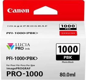 Canon ink PFI-1000PBK black photo (0546C001)