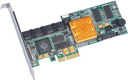 Promise SuperTrak  EX8350 retail, PCIe x4