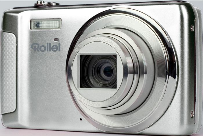 Rollei Powerflex 610 HD silver