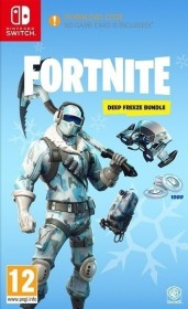 Fortnite - Deep Freeze Bundle (Add-on) (Switch)