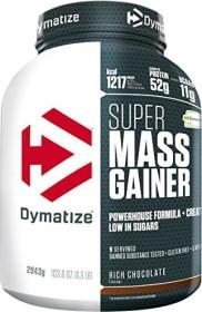 Dymatize Super Mass Gainer BCAA Rich Chocolate 2.94kg (25210201)