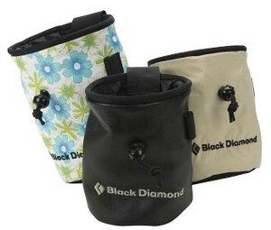 Black Diamond Chalkbag (verschiedene Farben und Modelle)