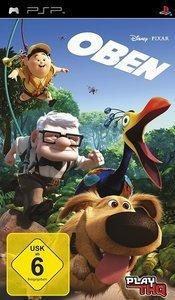 Disney Pixar's Oben (deutsch) (PSP)