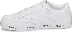 Reebok Club Revenge Plus white/black/primal red (Herren) (DV7021)
