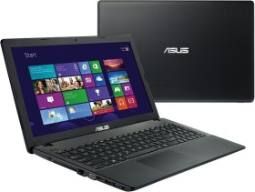 ASUS F551CA-SX080D schwarz, Celeron 1007U, 4GB RAM, 500GB HDD, DE (90NB0341-M05500)