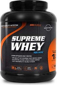 SRS Supreme Whey Double Chocolate 900g