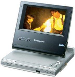 Panasonic DVD-LV65 srebrny