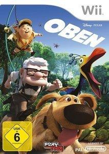 Disney Pixar's Oben (deutsch) (Wii)