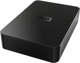 Western Digital WD Elements Desktop New schwarz 1TB, USB-A 2.0 (WDBAAU0010HBK)