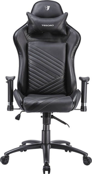 Tesoro Zone Speed F700 Bürostuhl, schwarz (TS-F700BK)