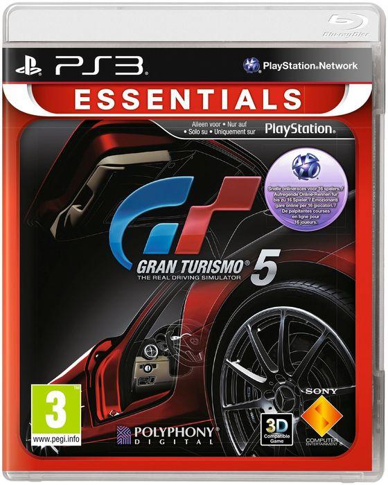 Gran Turismo 5 (deutsch) (PS3)