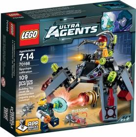 LEGO Ultra Agents - Spyclops-Infiltration (70166)