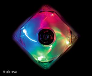 Akasa Chimera LED Fan (AK-175)