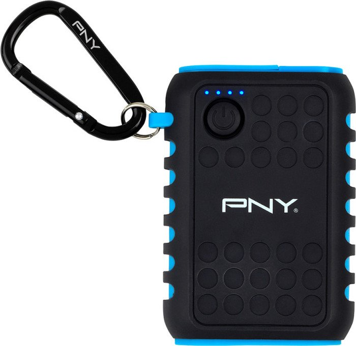 PNY The Outdoor Charger (P-B7800-2M4A02KB-RB)