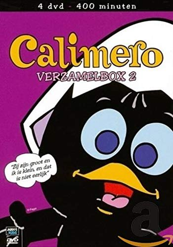 Calimero Vol. 2 (Folgen 5-8) -- via Amazon Partnerprogramm
