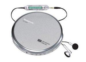 Panasonic SL-CT810 srebrny