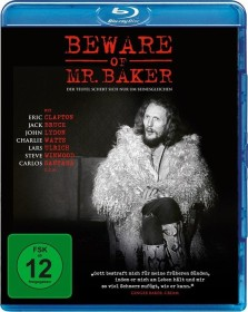 Beware of Mr. Baker (Blu-ray)