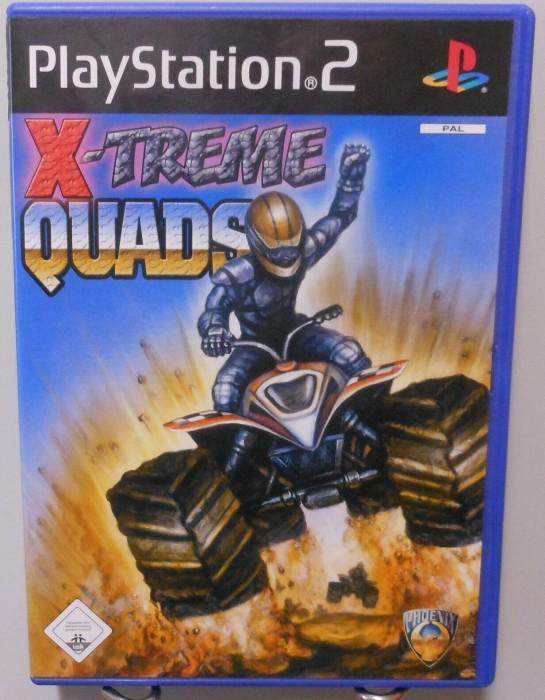 X-Treme Quads (deutsch) (PS2) -- via Amazon Partnerprogramm