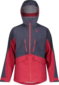 Scott Vertic DRX 3L Skijacke blue nights/wine red (Herren) (272487-6279)