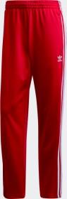 adidas Firebird Hose lang scarlet/white (Herren) (GF0216)
