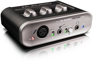 M-audio almost Track MkII, USB 2.0