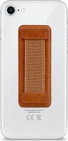 Stilgut Smartphone Finger Holder Small cognac (B07DPK3Y1D)