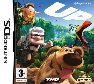 Disney Pixar's UP (English) (DS)