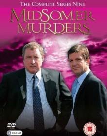 Midsomer Murders Season 9 (DVD) (UK)