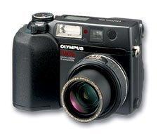 Olympus Camedia C-4040 zoom