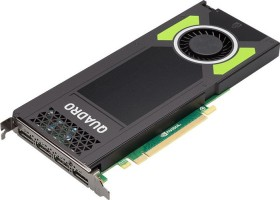 PNY Quadro M4000, 8GB GDDR5, 4x DP (VCQM4000-PB)
