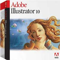 Adobe: Illustrator 10.0 (angielski) (MAC) (16001216)