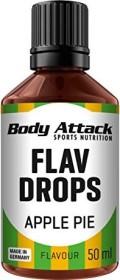 Body Attack Flav Drops Apple Pie 50ml