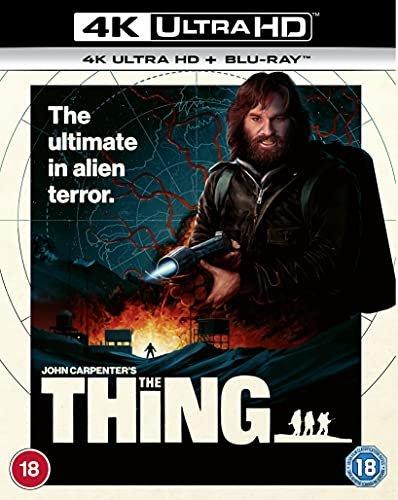 The Thing (4K Ultra HD) -- via Amazon Partnerprogramm