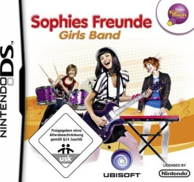 Sophies Freunde: Girls Band (DS)