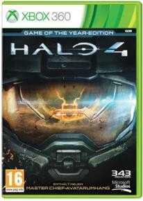 Halo 4 - Game of the Year Edition (English) (Xbox 360)