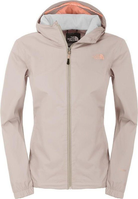 wholesale dealer 2d33b eda9e The North Face Quest Jacke dune beige/radiant orange (Damen ...