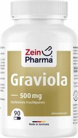 Graviola 500mg capsules, 90 pieces