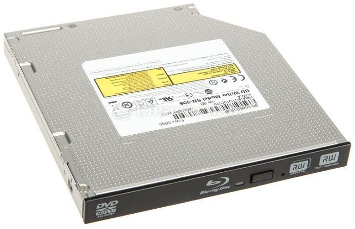 Samsung SN-506BB black, SATA (SN-506BB/BEBE) -- © caseking.de