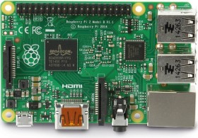 Raspberry Pi 2 Modell B Bundle