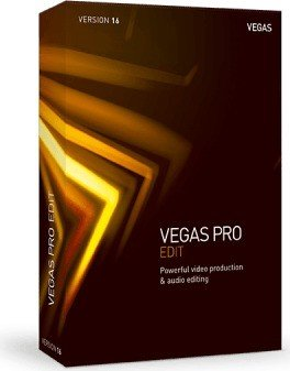 Magix Vegas Pro 16 Edit, ESD (deutsch) (PC)